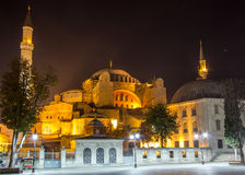 Hagia Sophia. In Istanbul, Turkey Stock Image