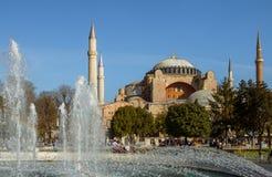 Hagia Sophia. In Istanbul, Turkey Stock Photography