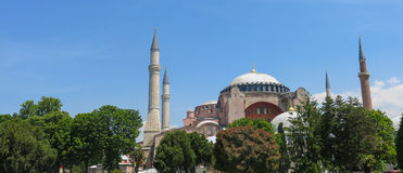 Hagia Sophia, Istanbul, Turkey Royalty Free Stock Image