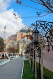 Hagia Sophia, Istanbul, Turkey Royalty Free Stock Photos