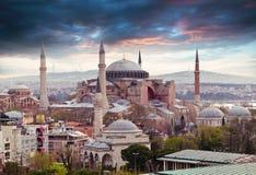 Hagia Sophia Stock Photo