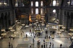 Hagia Sophia meczet w Istanbuł Obraz Stock