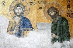 Hagia Sophia Mosaic Stock Foto