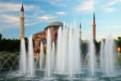 Hagia Sophia Moschee lizenzfreie stockbilder