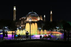 Hagia Sophia Moschee Stockbilder