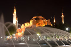 Hagia Sophia moské Arkivbild