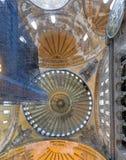 Hagia Sophia Mosque - Estambul, Turquía Imágenes de archivo libres de regalías