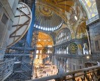 Hagia Sophia Mosque - Estambul, Turquía Fotografía de archivo