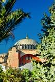 Hagia Sophia Mosque. In Istanbul Stock Photography