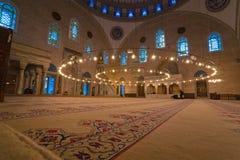 Hagia Sophia mosque, Istanbul, Turkey. Stock Image