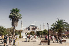 Hagia Sophia Museum Stock Photography