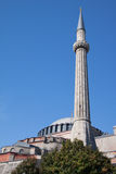 Hagia Sophia Minaret Stock Images