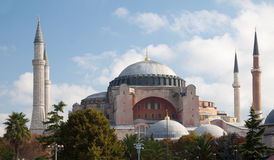 The Hagia Sophia Royalty Free Stock Images