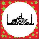 Hagia Sophia museum eller Ayasofya Muzesi i Istanbul, Turkiet Arkivbilder