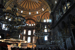 Hagia Sopia Church, Museum, Travel Istanbul Turkey Stock Photo