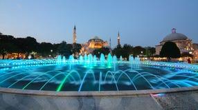 Hagia Sophia museum i Istanbul Royaltyfri Fotografi