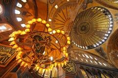 Hagia Sophia Museum In Istanbul Royalty Free Stock Image