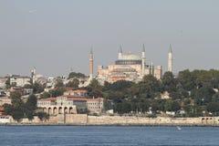 Hagia Sophia museum in Istanbul City Stock Image