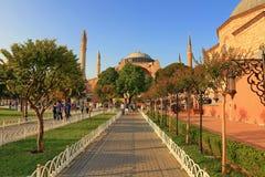 Hagia Sophia Museum Royalty Free Stock Image
