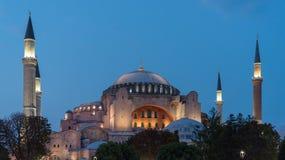 Hagia Sophia Museum in Istanbul, Turkey Royalty Free Stock Images