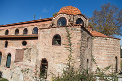 Hagia Sophia Museum in Iznik Stock Afbeeldingen