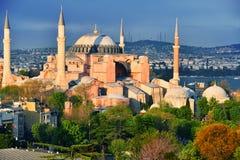 Hagia Sophia museum & x28;Ayasofya Muzesi& x29; in Istanbul, Turkey Stock Images