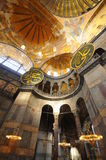 Hagia Sophia muzeum w Istanbuł (Ayasofya) Obrazy Royalty Free