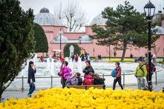 Hagia Sophia muzeum w Istanbuł, Turcja Fotografia Stock