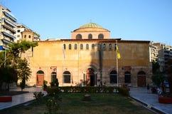 Hagia Sophia, Salónica imagen de archivo libre de regalías