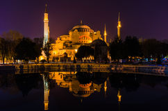 Hagia Sophia (Sophia Mosque), Istanbul, Turkey Stock Photo