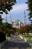 Hagia Sophia - Blue Mosque - Istanbul - Turkey Stock Photo