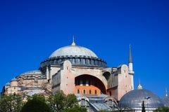 Hagia Sophia van Istanboel Stock Foto's