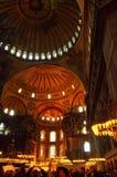 Hagia Sophia visitors Royalty Free Stock Image