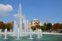 Hagia Sophia w Istanbu Fotografia Stock
