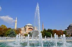 Hagia Sophia w Istanbu Zdjęcie Stock