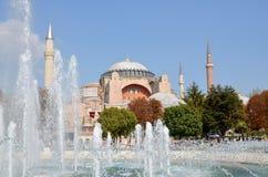Hagia Sophia w Istanbu Obrazy Stock