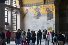 Hagia Sopia Kirche-Museum, Reise Istanbul, die Türkei Stockbilder