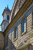 Hagia Triada (三位一体)东正教在伊斯坦布尔 免版税库存照片