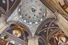 Hagia Triada (Holy Trinity) Church Royalty Free Stock Images
