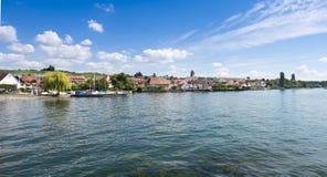 Hagnau - озеро Констанция, Baden Wuerttemberg, Германия, Европа Стоковые Изображения
