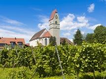 Hagnau - Lac de Constance, Bade-Wurtemberg, Allemagne, l'Europe Photo libre de droits