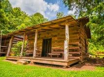 Hagood Mill Historic Site em South Carolina Foto de Stock