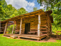 Hagood Mill Historic Site en Carolina del Sur Foto de archivo