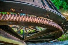 Hagood Mill Historic Site en Carolina del Sur Imagen de archivo