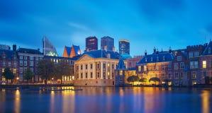 The Hague Royaltyfri Foto