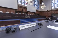 Iran brings the USA before the ICJ
