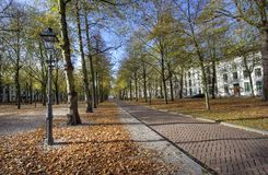 The Hague in Autumn Stock Photos