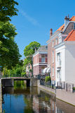 Hague channel in summer Stock Image