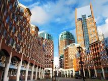 The Hague - Den Haag City Royalty Free Stock Photos