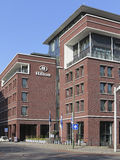 The Hague Hilton Hotel Royalty Free Stock Images